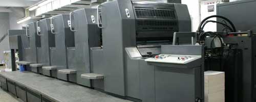 Printing-press-print