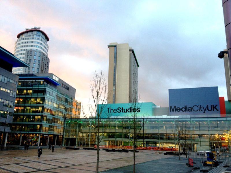 Blog Media City